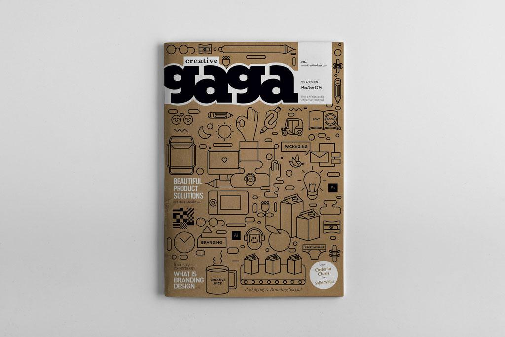 actual : Magazine cover