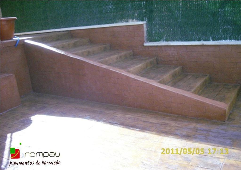 escaleras impresas toledo
