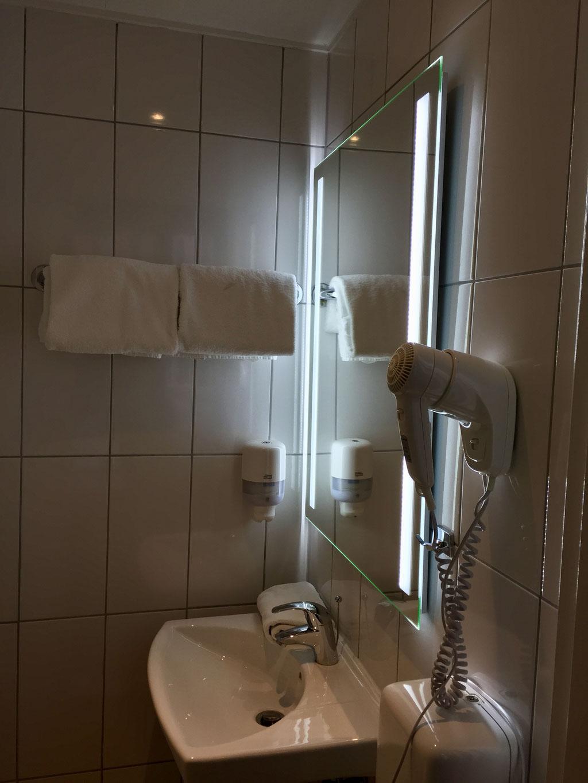 bathroom urban house