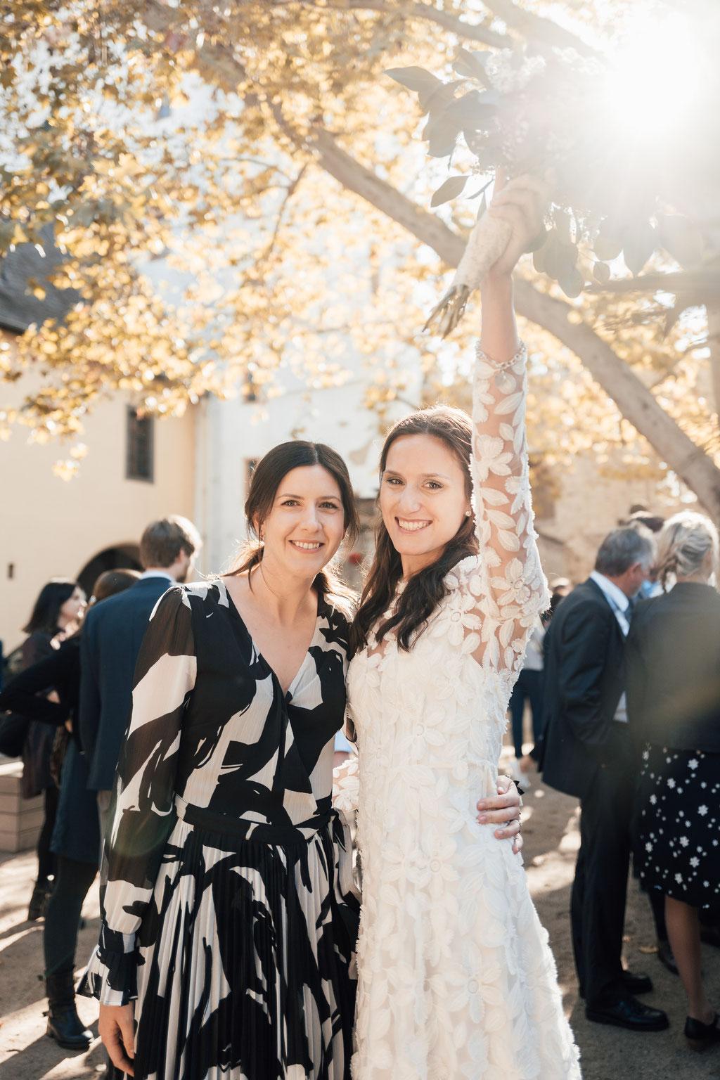 Hochzeitsfotografin Idstein, Freunde
