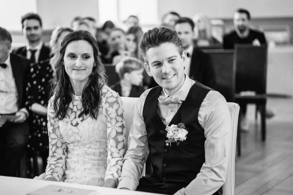 Hochzeitsfotografin Eltville, Zeremonie