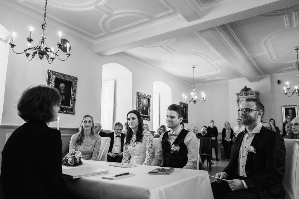 Hochzeitsfotografin Eltville, Hochzeitsgesellschaft