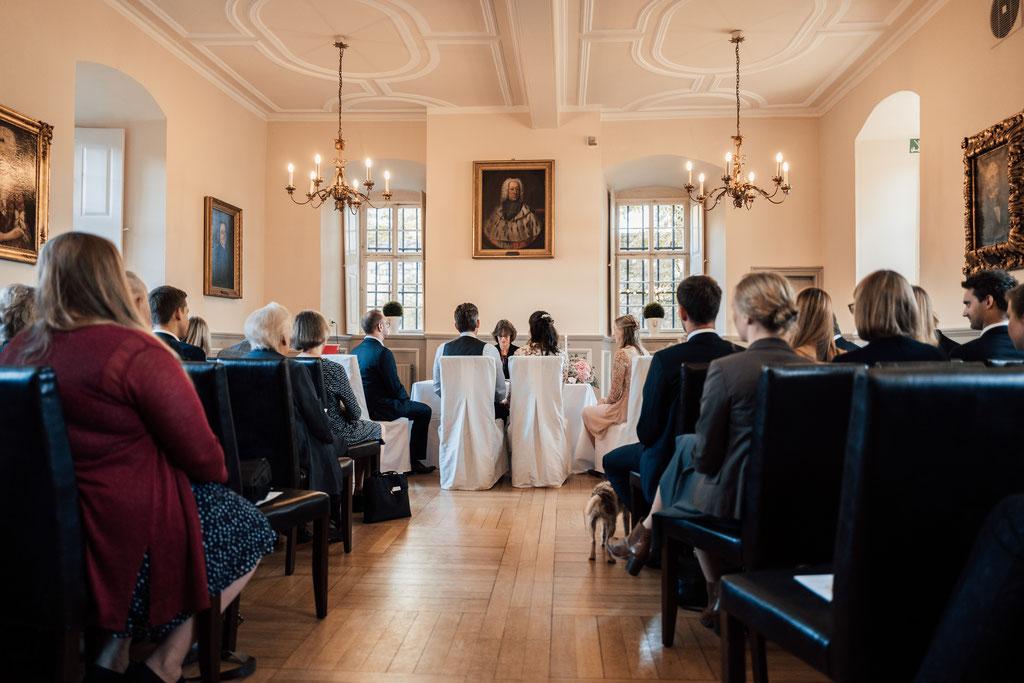 Hochzeitsfotografin Idstein, Trauung