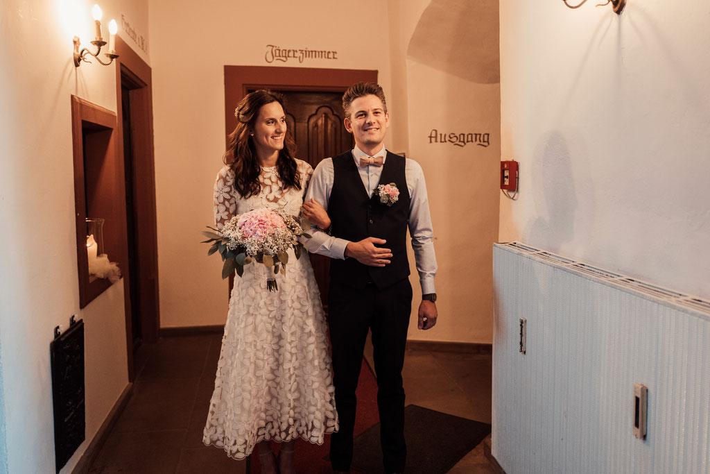 Hochzeitsfotografin Idstein, Brautpaar