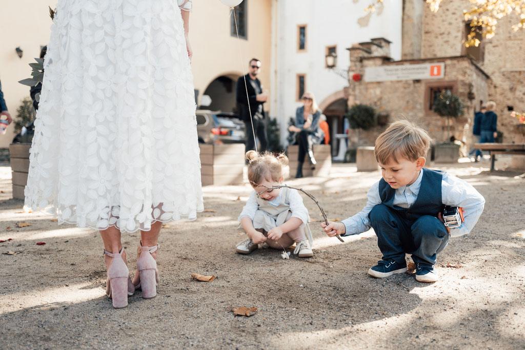 Hochzeitsfotografin Eltville, Kinder