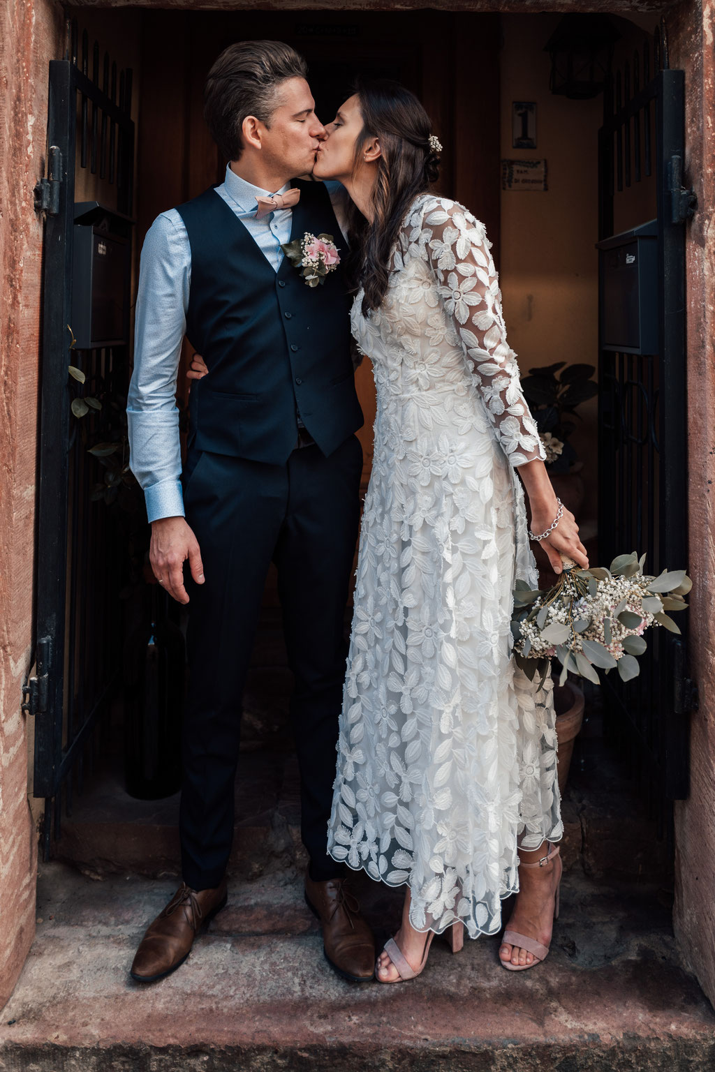 Hochzeitsfotografin Idstein, Braut, Bräutigam