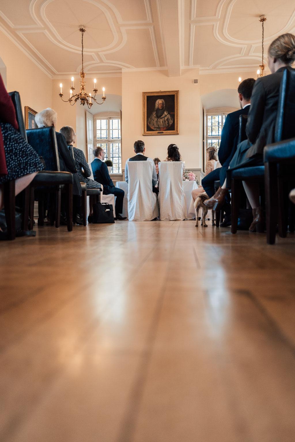 Hochzeitsfotografin Eltville, Standesamt