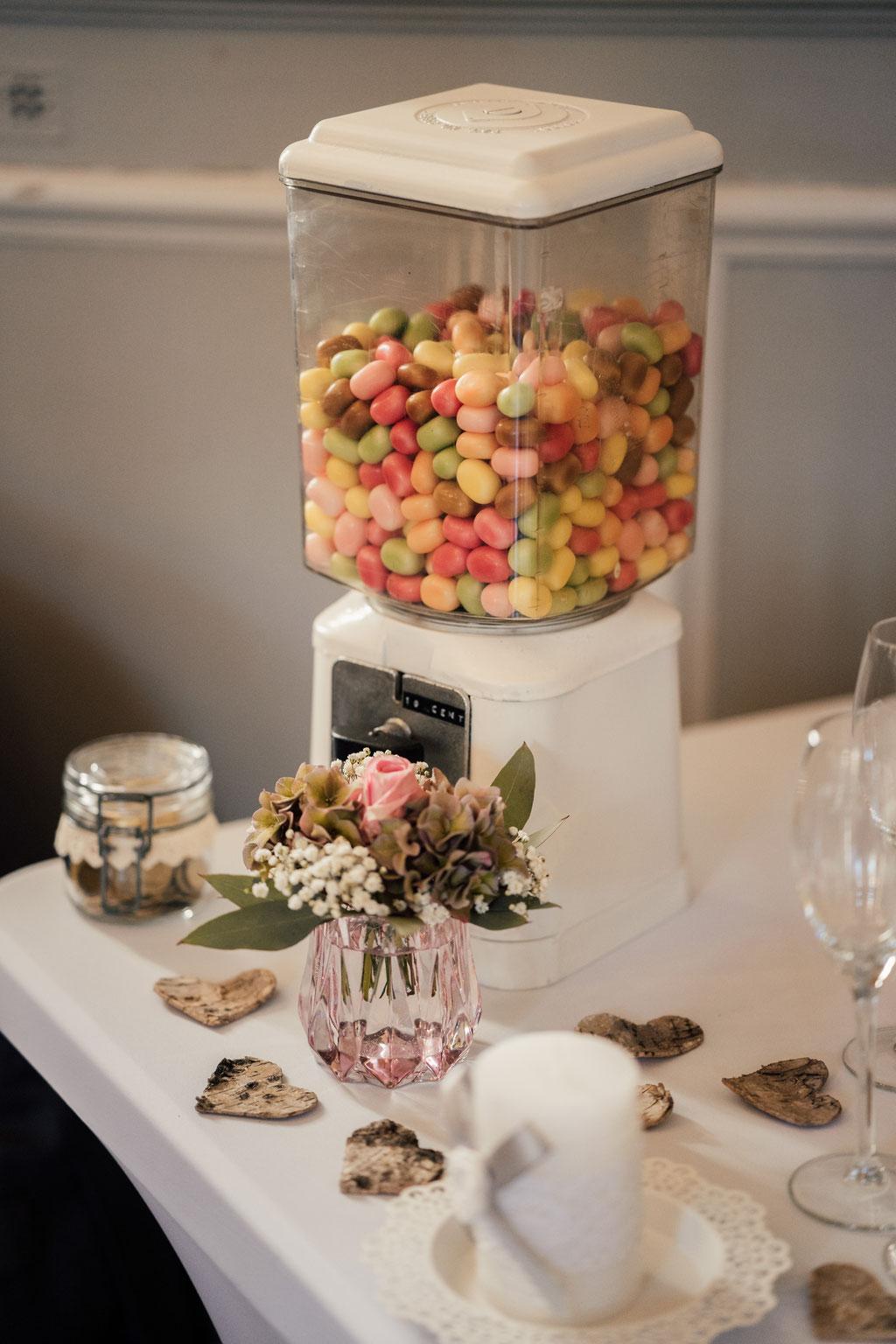 Hochzeitsfotografin Eltville, Dekoration