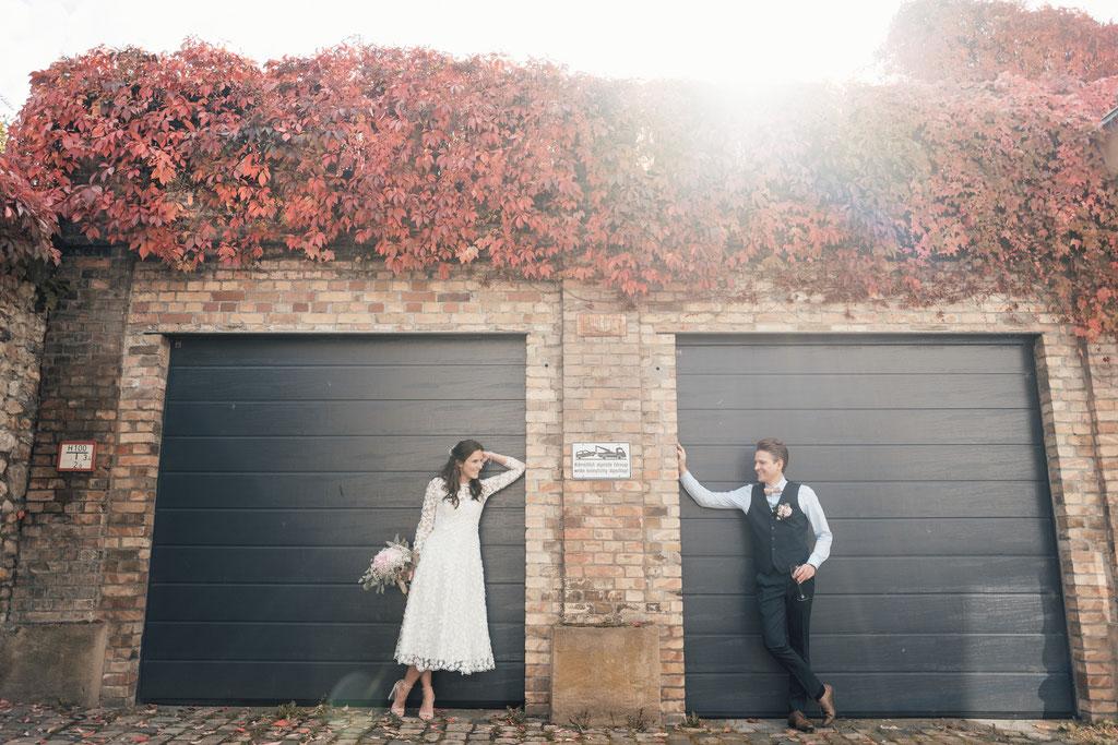Hochzeitsfotografin Eltville, Bräutigam