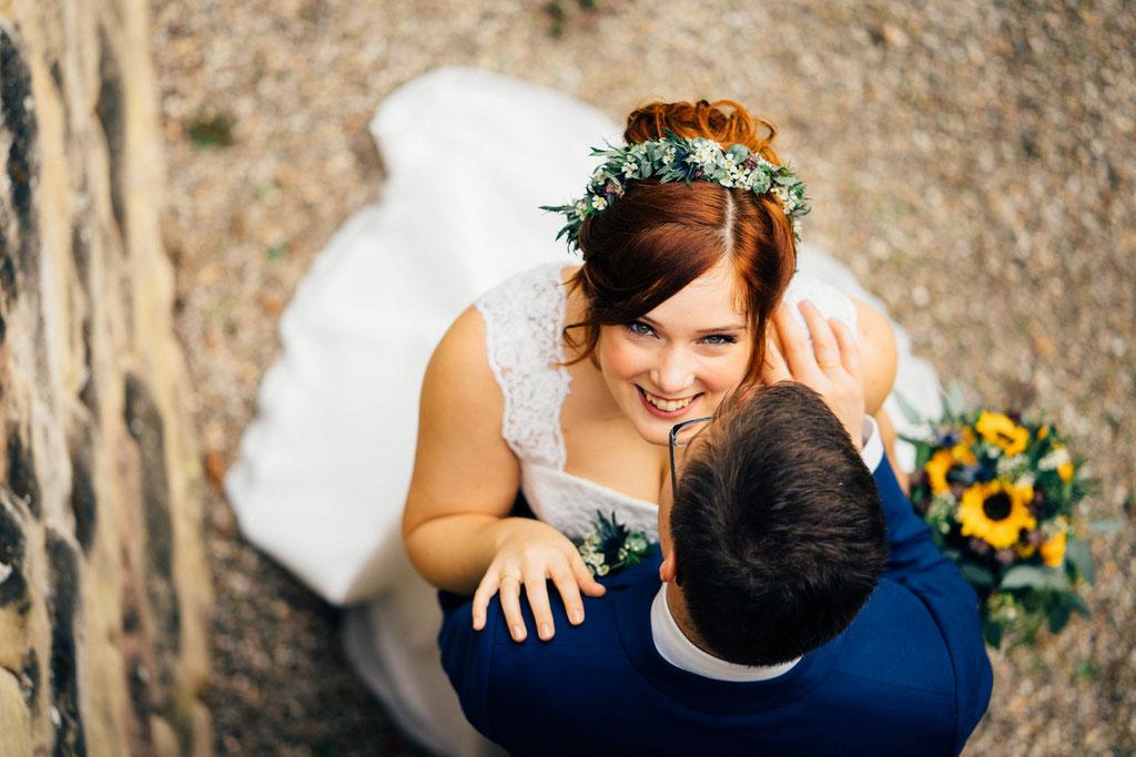 Lentschik, Hochzeitsfotografin Rheingau, Wiesbaden, Standesamt Geisenheim, Brautpaar, Brautpaar-Aufnahmen, Porträt, Portrait, Park