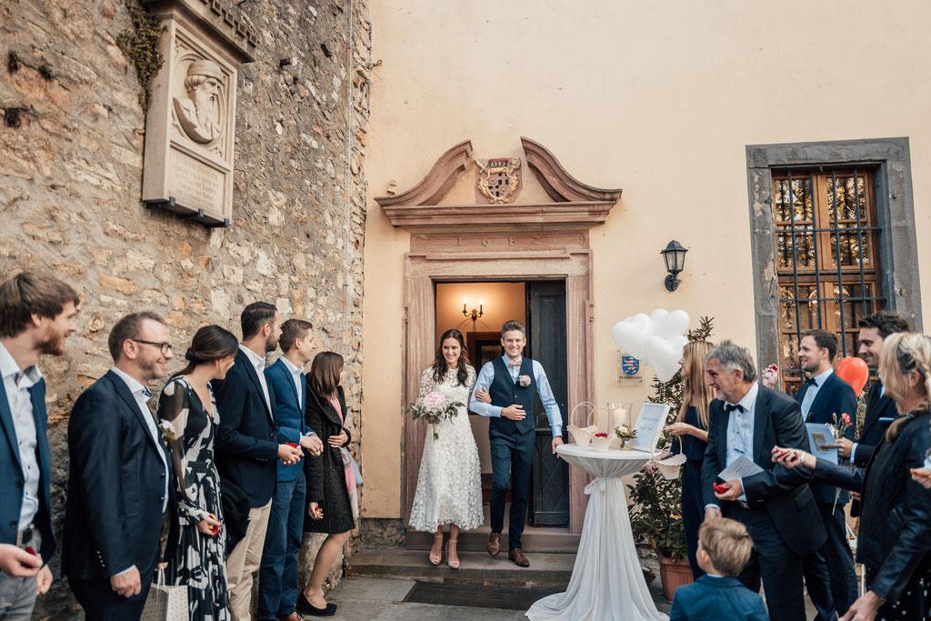 Hochzeitsfotografin Eltville, Auszug