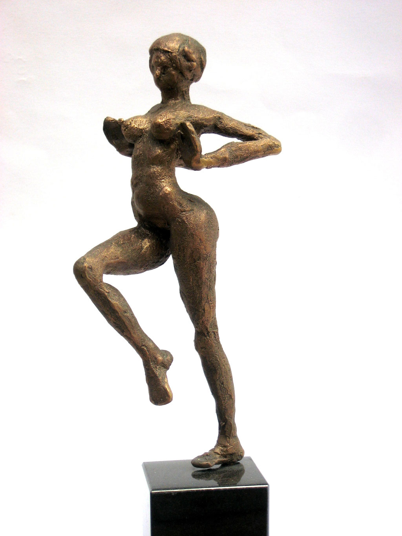 Streitbar-Bronze 2016-5x9x21 cm-250 €