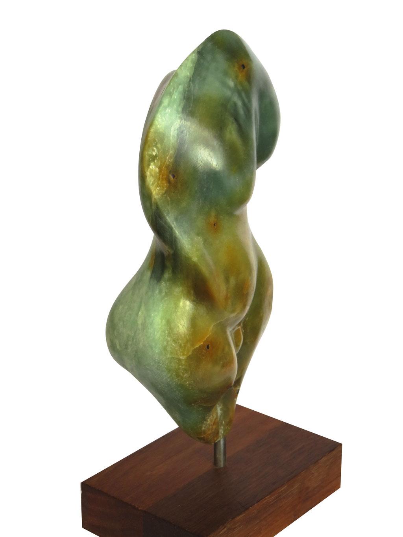 Venus von Sperenberg-Speckstein 2017-12x6x25 cm-225 €