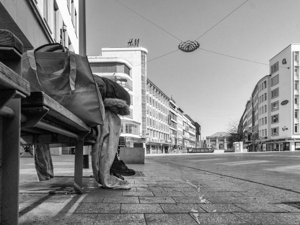 12.04.2020 Karmarschstraße
