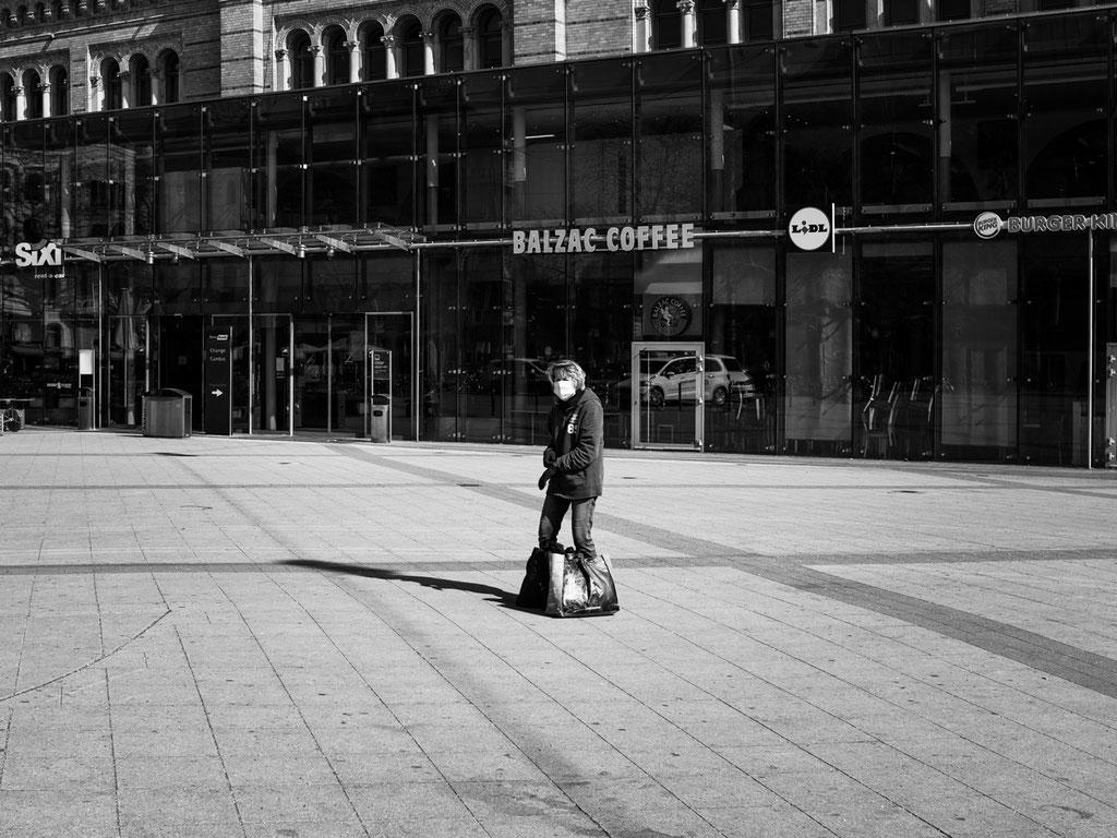 08.04.2020 Ernst-August-Platz