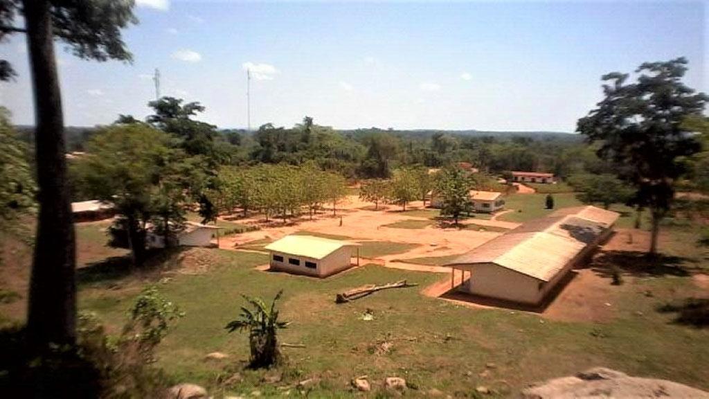 Gari Gombo Lycée