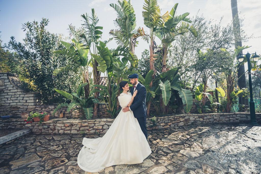γάμος Χριστούγεννα στην Υπαπαντή δεξίωση στο κτήμα Πόλα