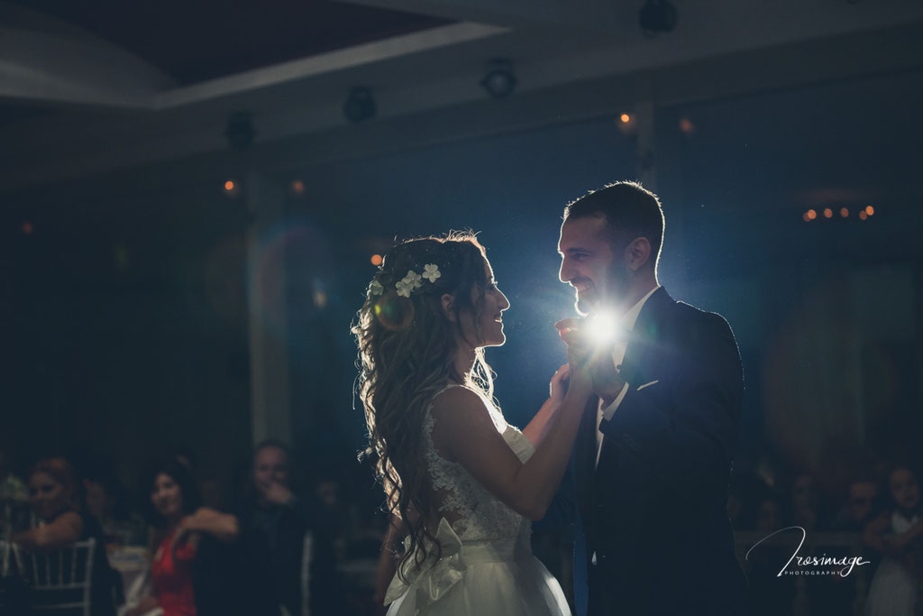χορός ζευγαριού στη Βέργα Κουκούτση