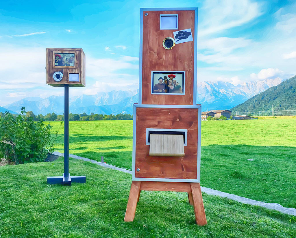 Fotobox Zell am See