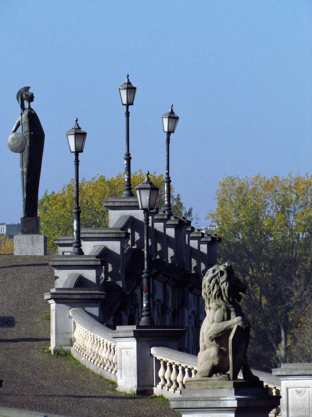 Rheinmetropolen - Antwerpen - Sieben Drachen auf Weltreise