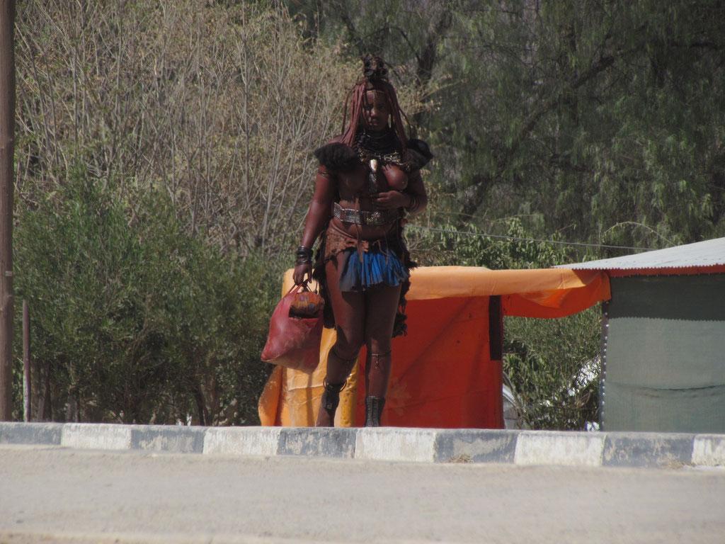 Himba in Opuwo