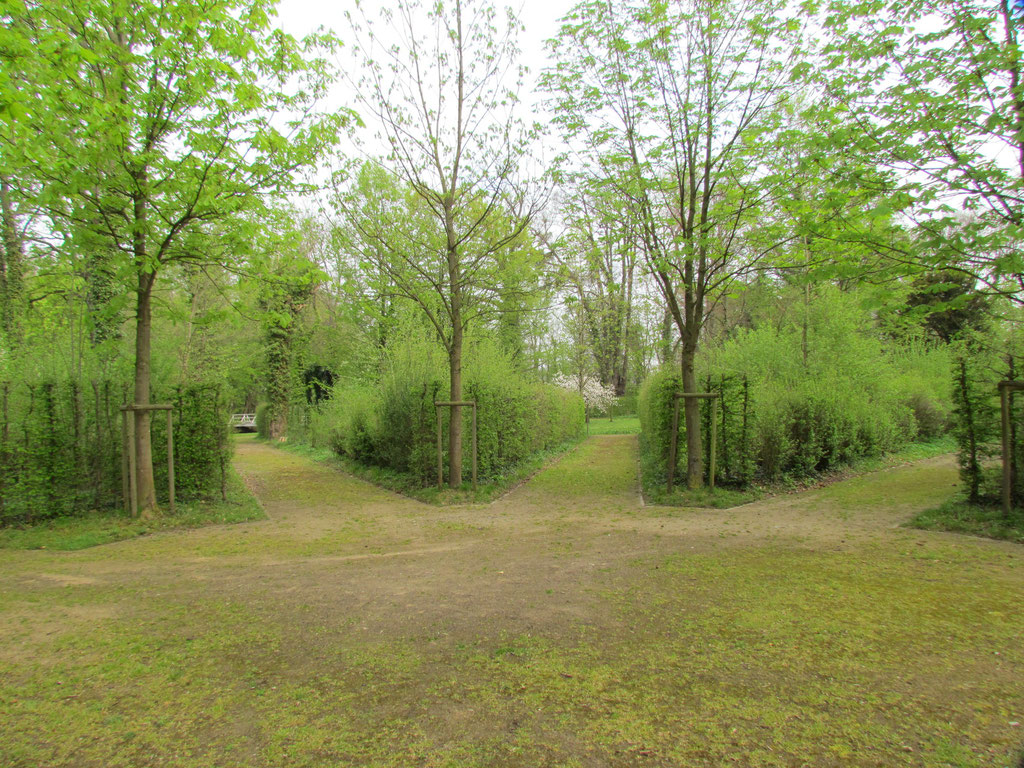 im Barockgarten