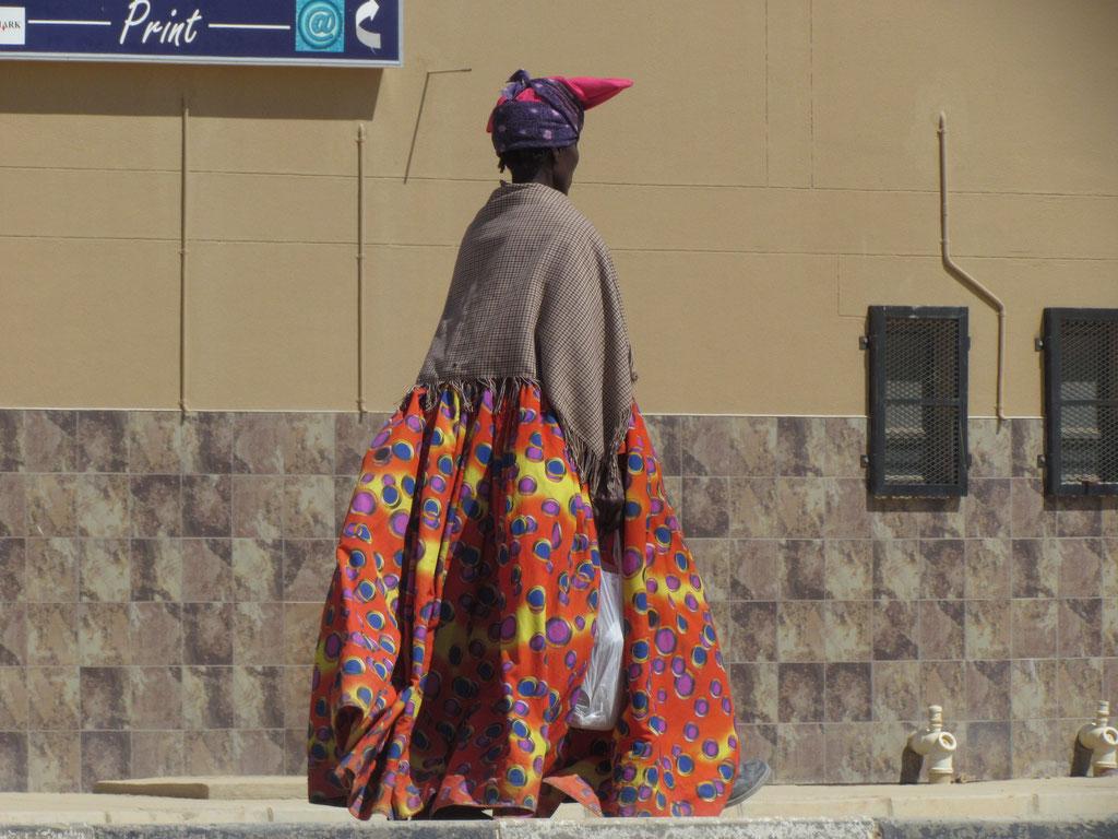 Herero in Opuwo