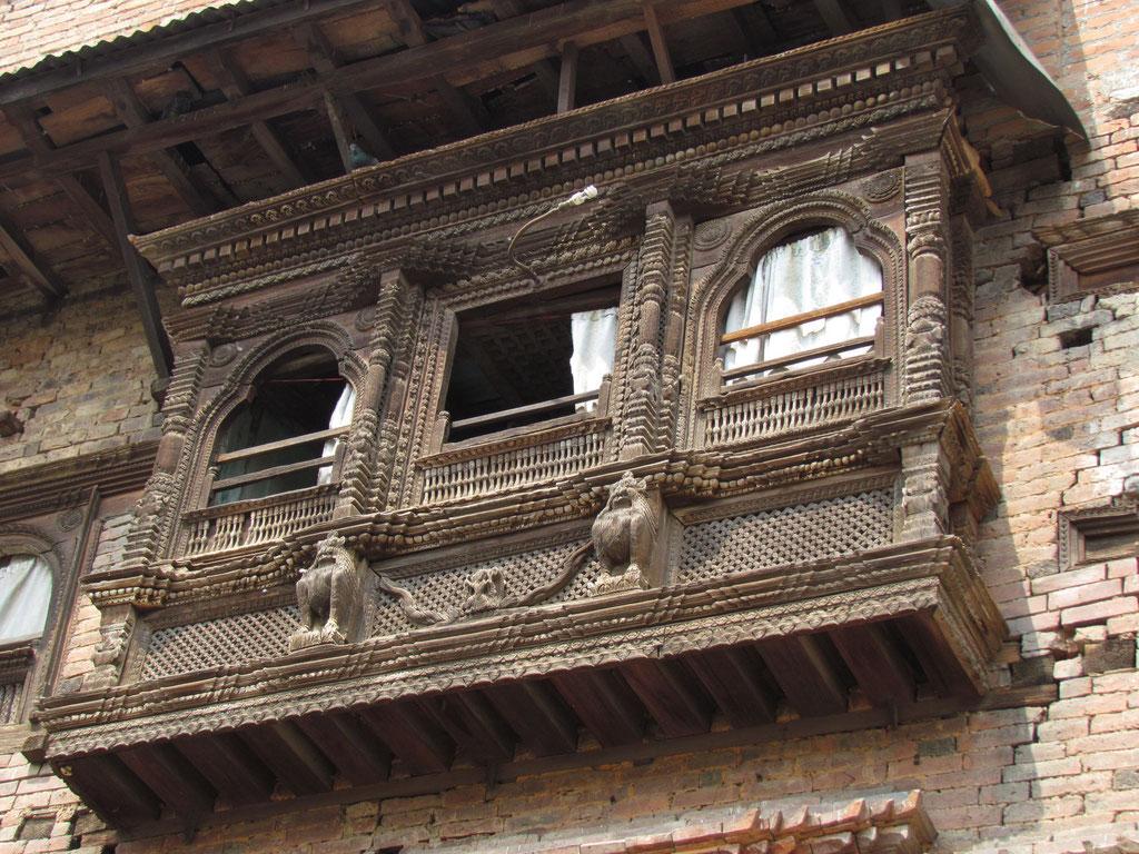 Fassade des Rathauses