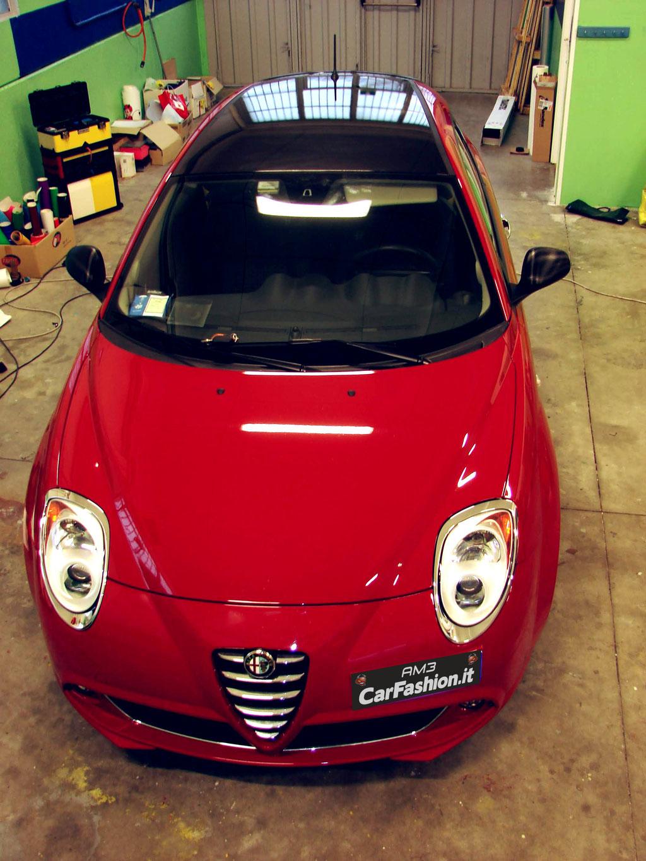 Alfa Romeo Mito - Wrapping Parziale