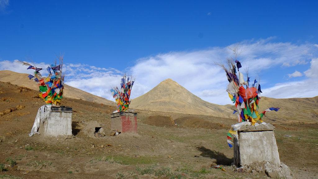 Heiliger Berg in der Region Shekar