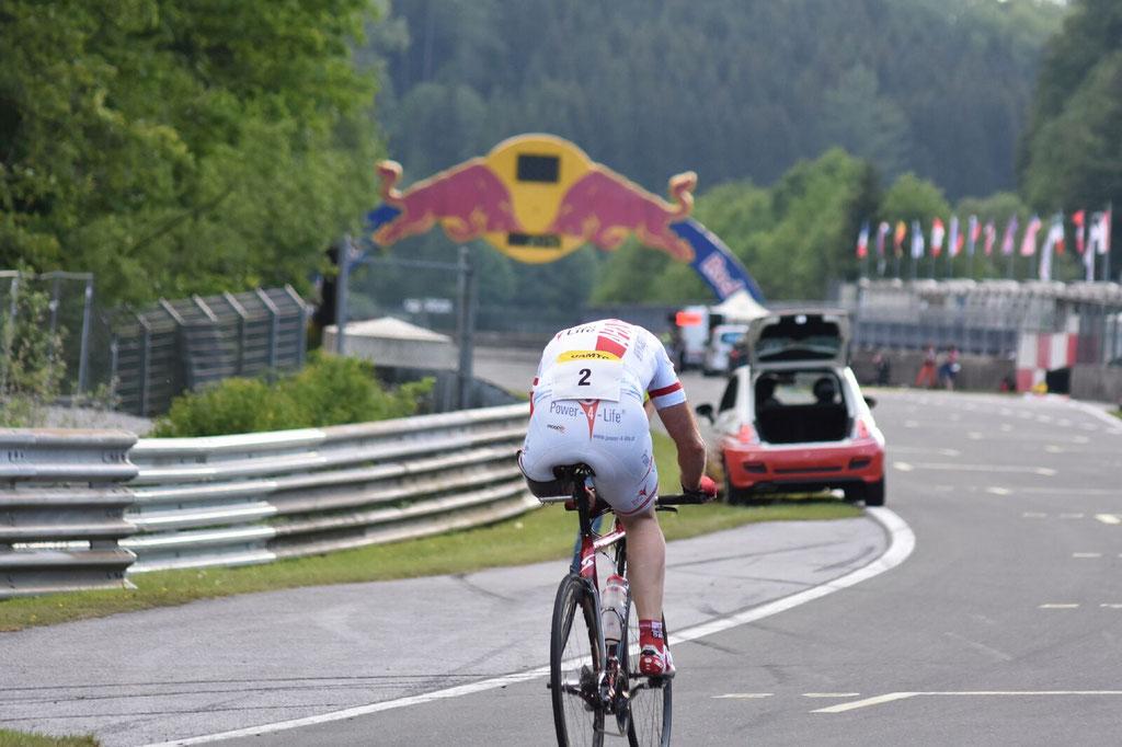 Straßenrennen am Salzburgring