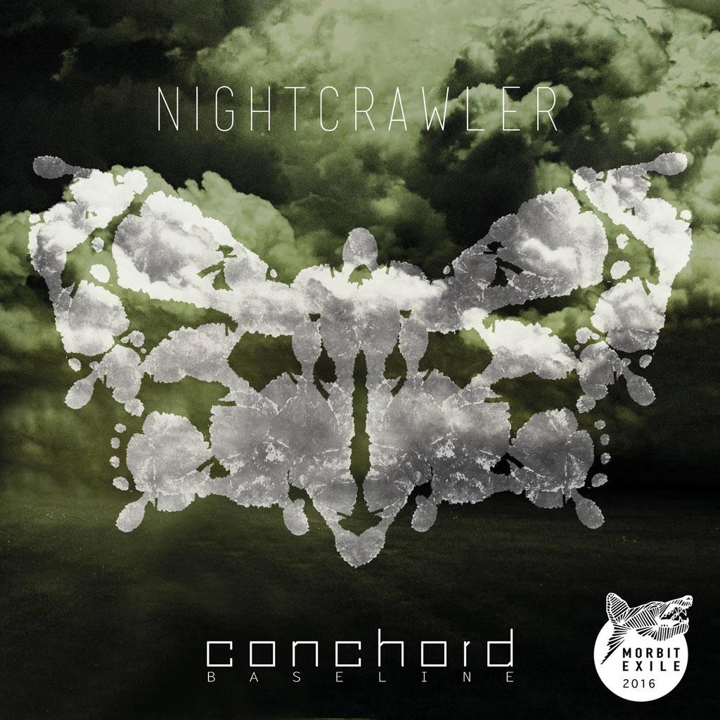 cover artwork illustration || nightcrawler | conchord baseline | 2016 vienna