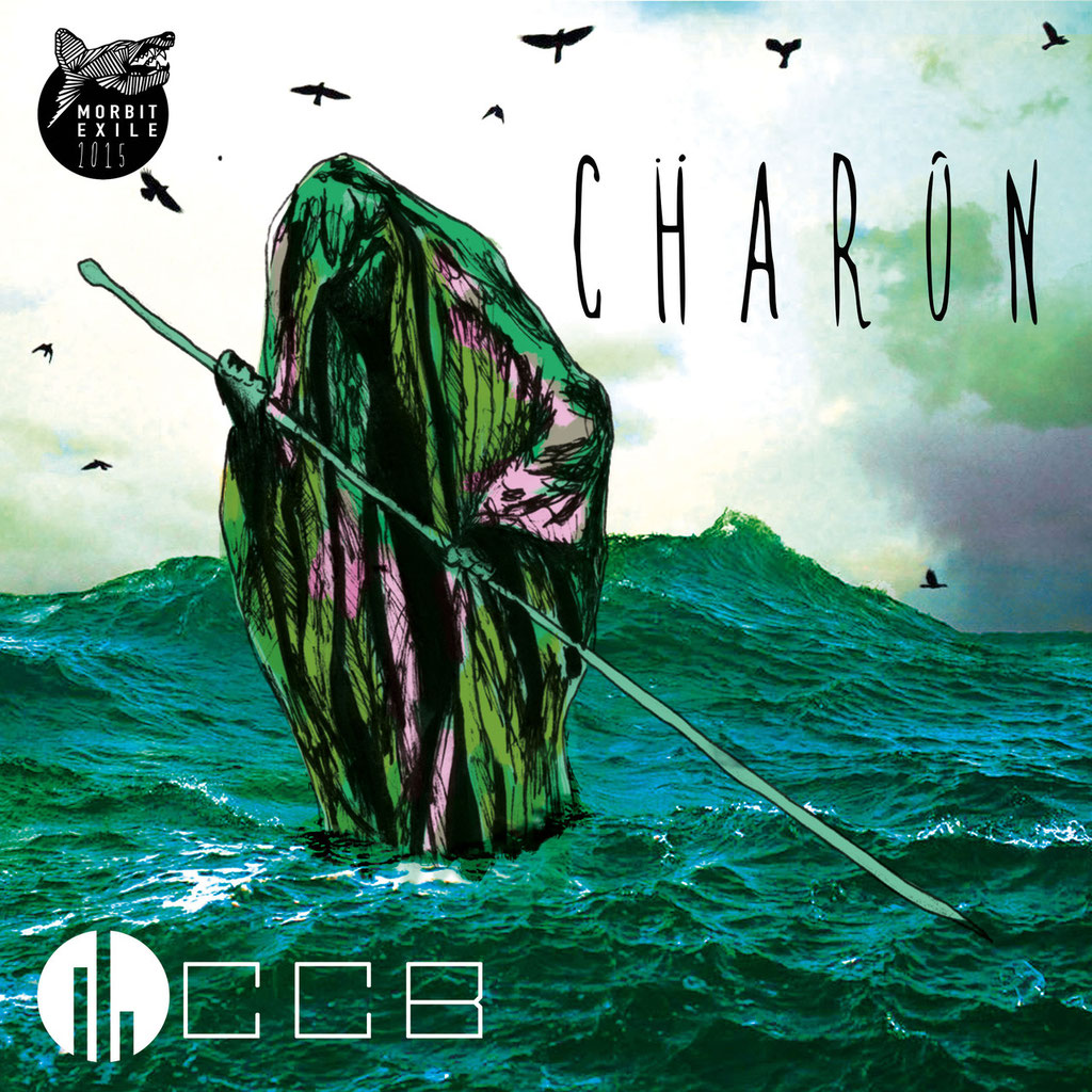 cover artwork illustration || charon| conchord baseline | 2015 vienna