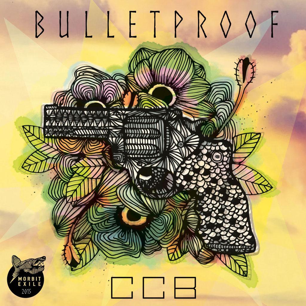 cover artwork illustration || bulletproof | conchord baseline |2015 vienna