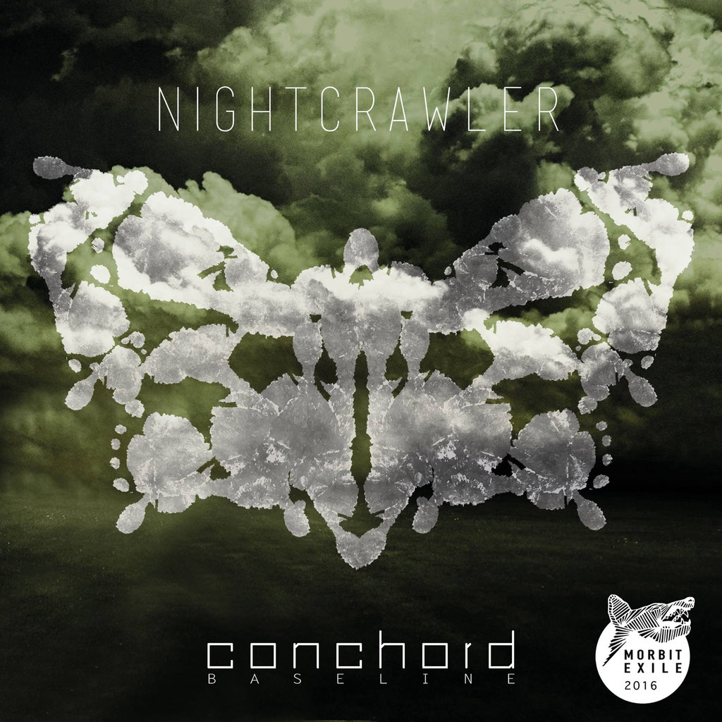 cover artwork illustration || nightcrawler | conchord baseline | 2016 vienna