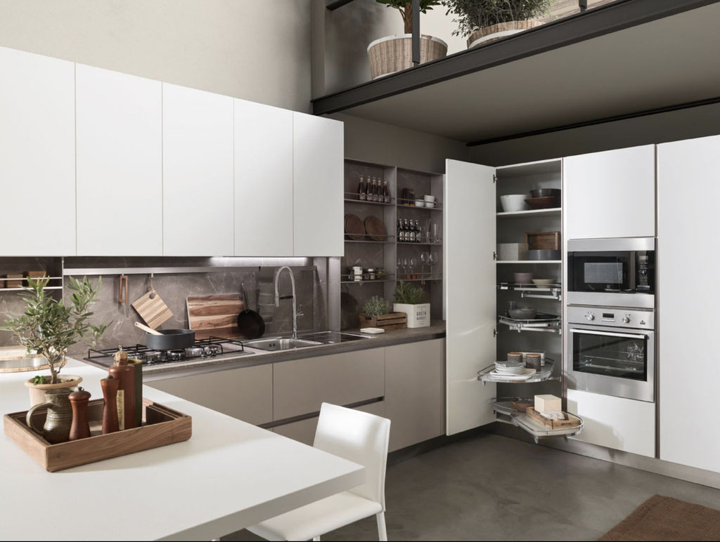 Cucina moderna Febal - modello Sand