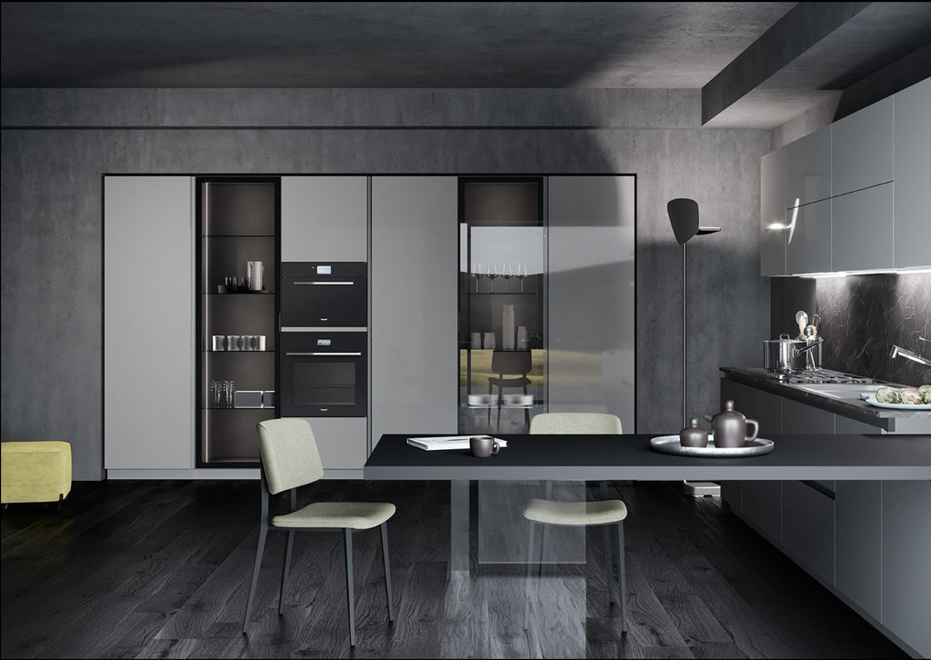 Cucina moderna Febal - modello Charme 37