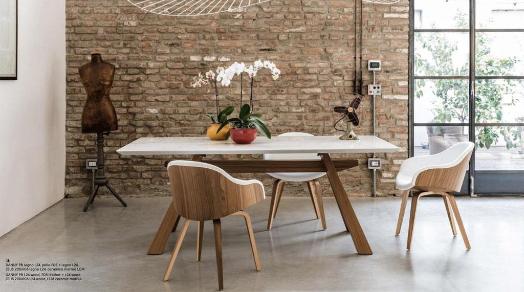 Tavolo e sedie Midj