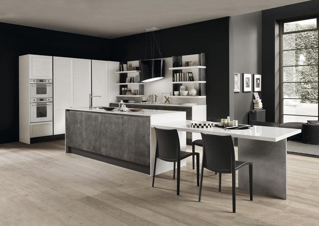 Cucina moderna Febal - modello Class Line