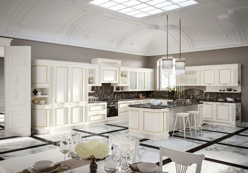 Cucina classica Febal - modello Romantica