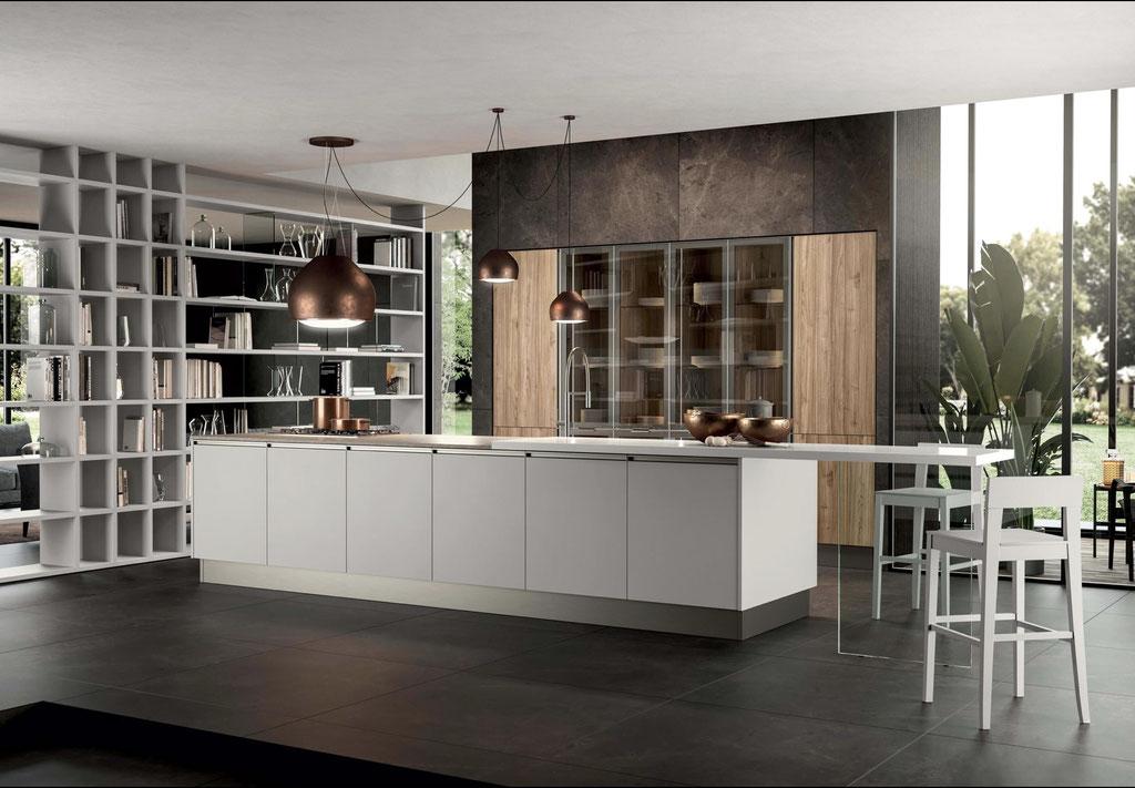 Cucina moderna Febal - modello Aria