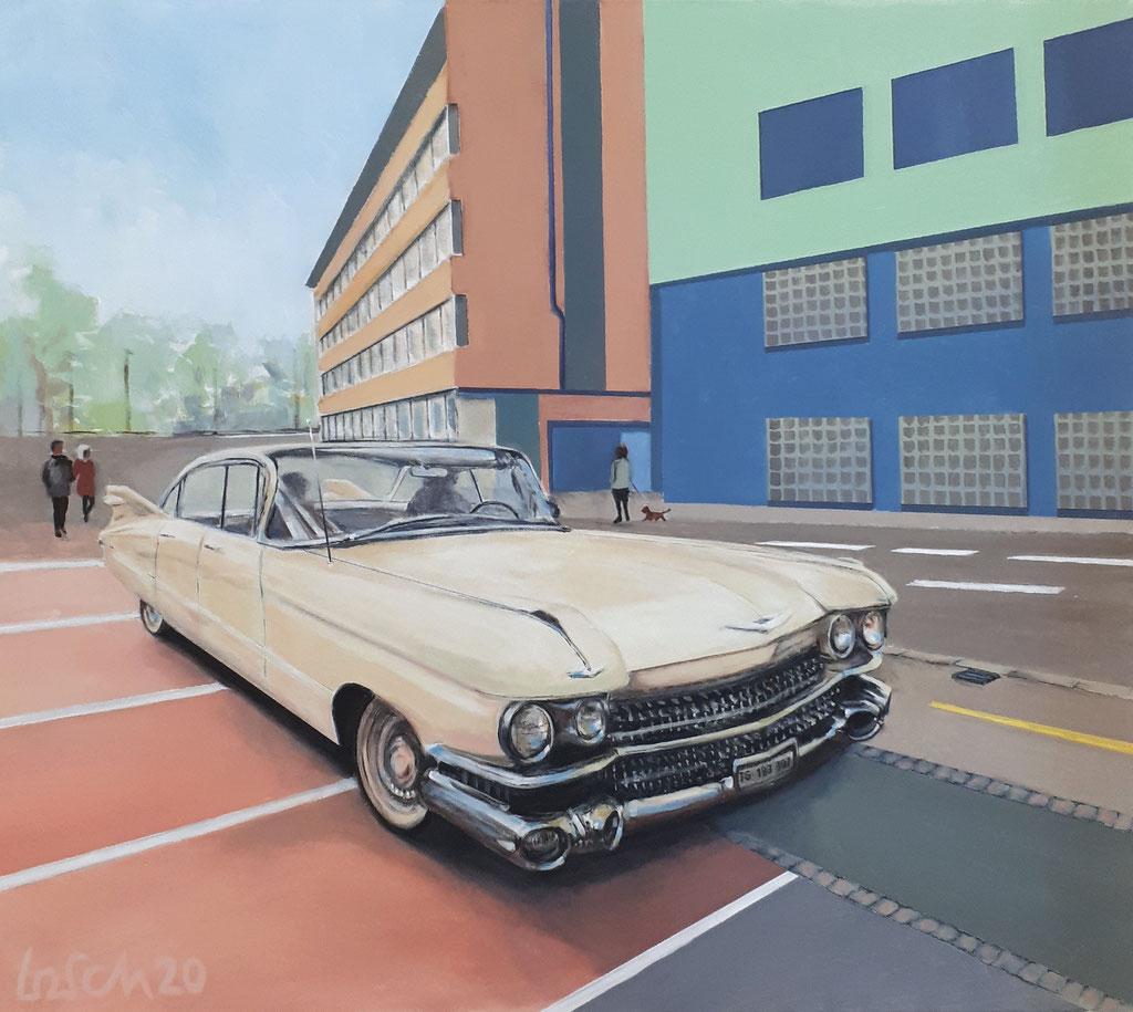 Cadillac* 1959, R.J.