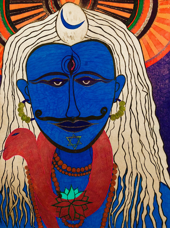 Hatkeshwar Bhairava