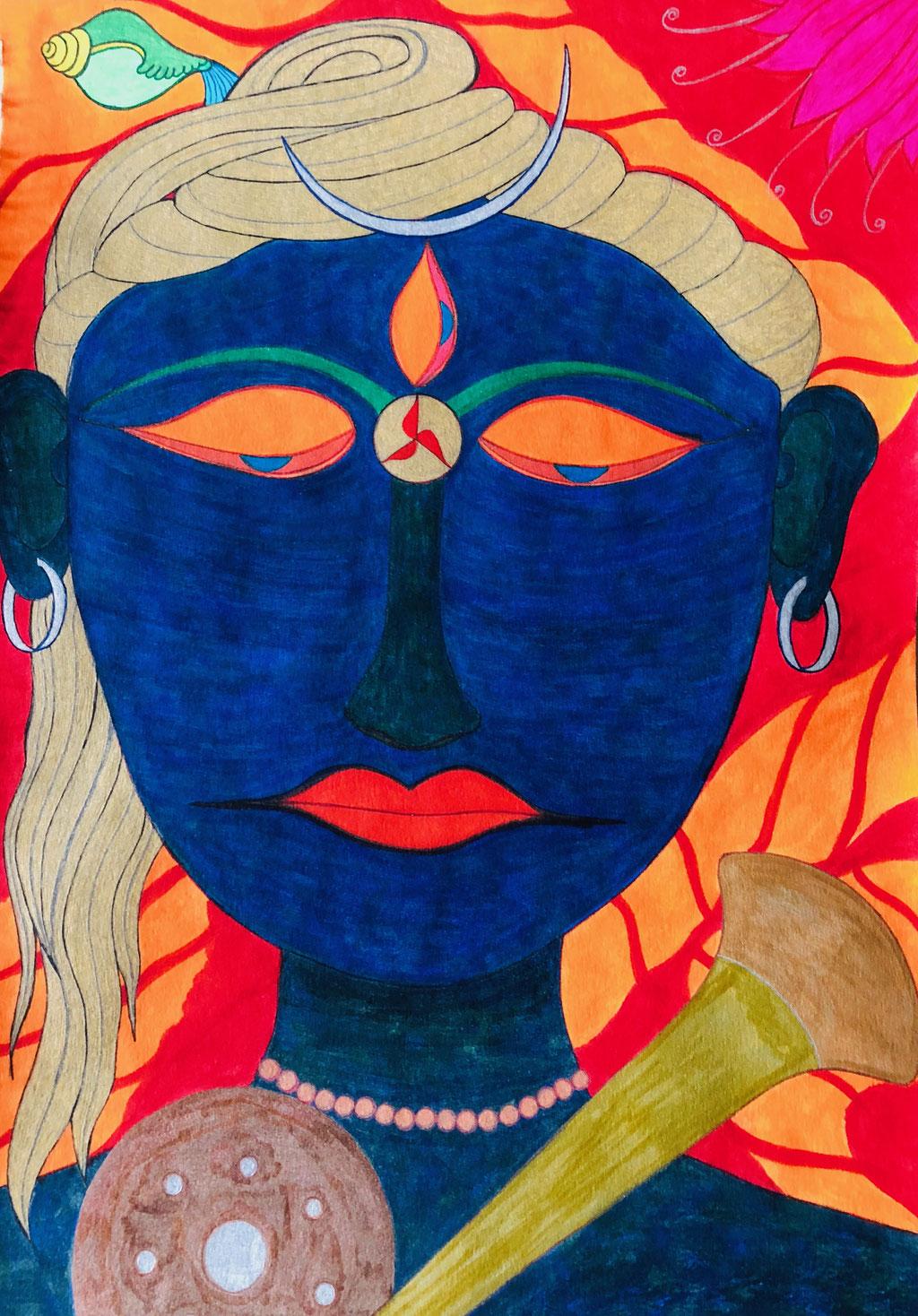 Unmatt Bhairava