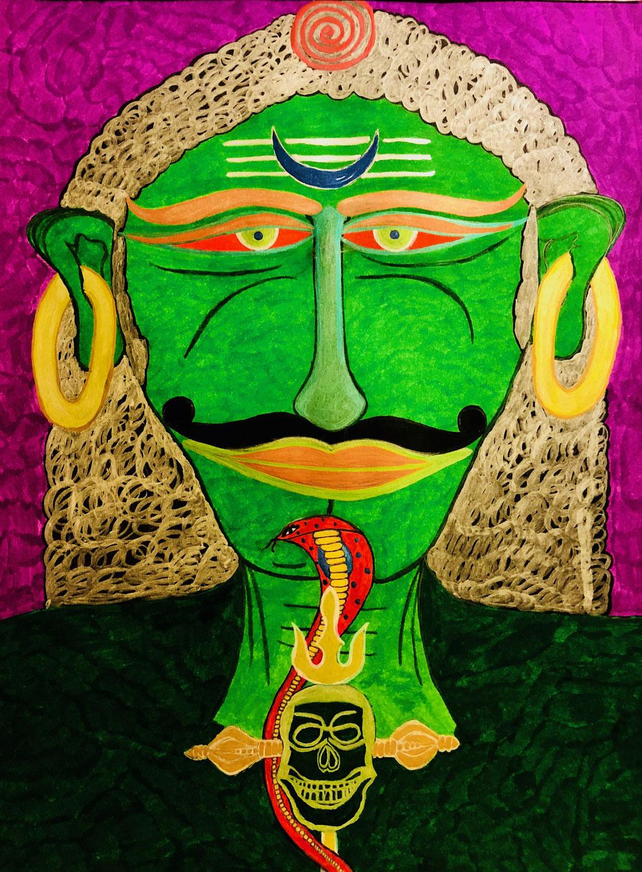 Bahukhatkeshwar Bhairava