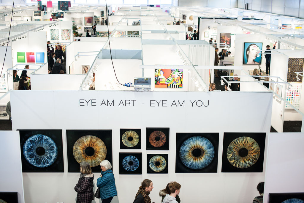 Exhibition at the AAF London 2018