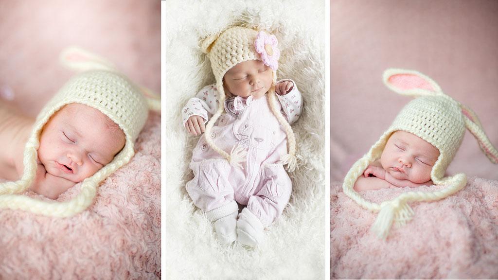 Neugeborenenshooting | Babyfotografie
