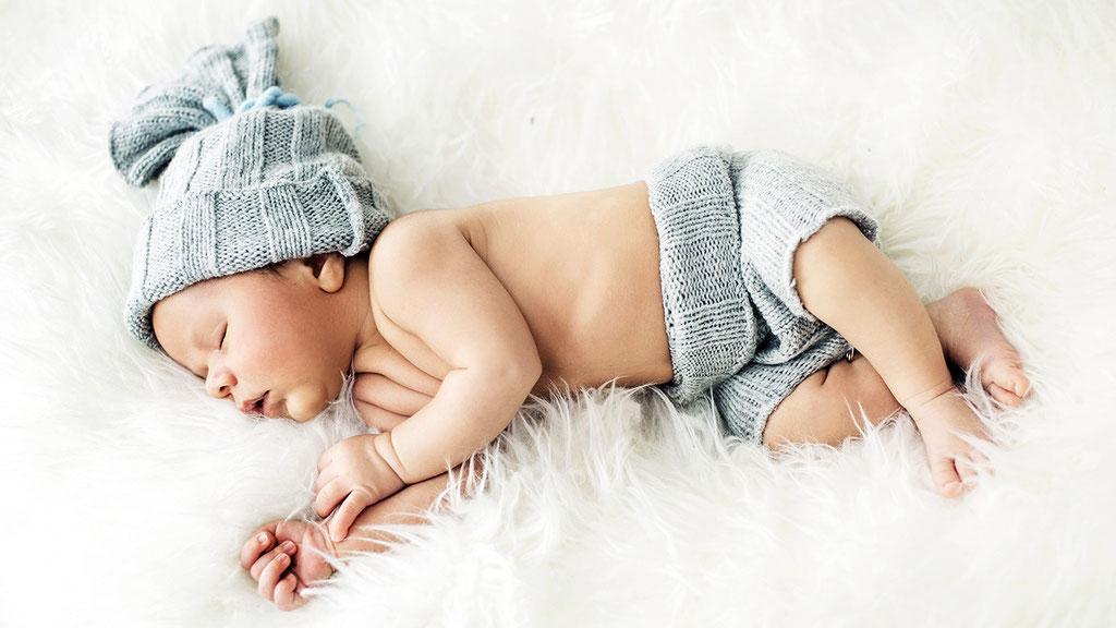 Neugeborenenfotografie | Newbornshooting