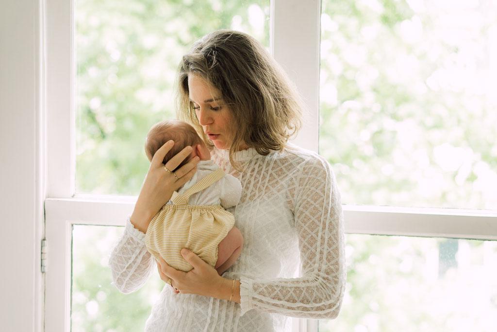 newborn fotoshoot fotograaf Amsterdam