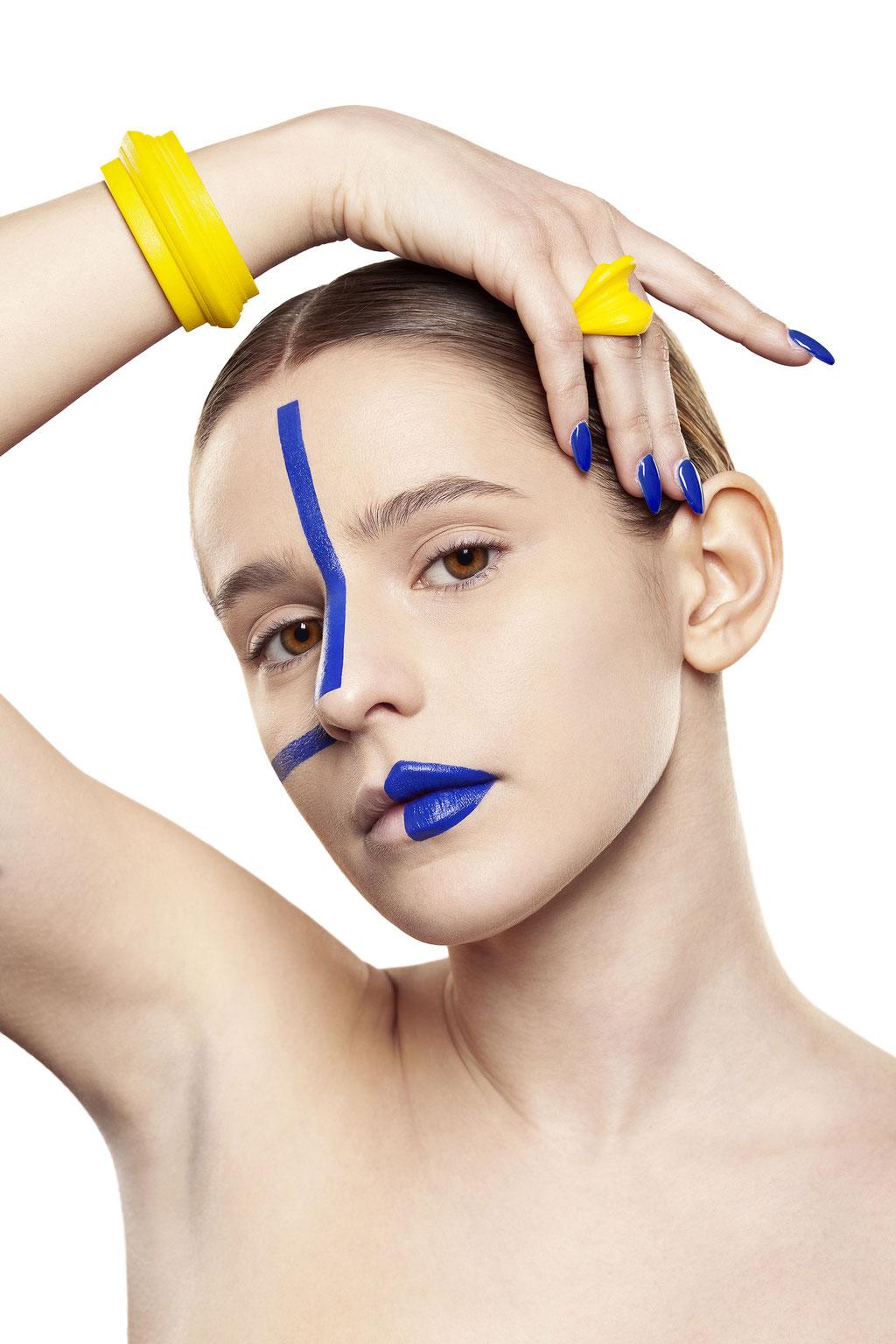Nobahar Design Milano - contemporary  jewelry - Napoli - Natural dye